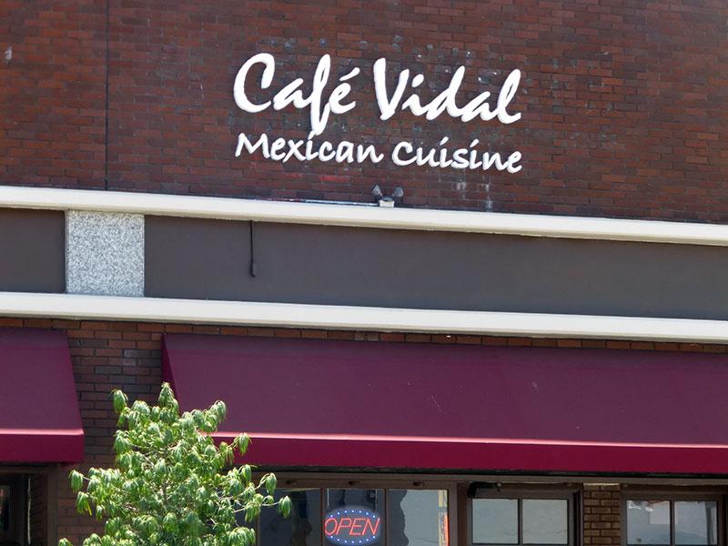 Cafe Vidal Mexican Cuisine