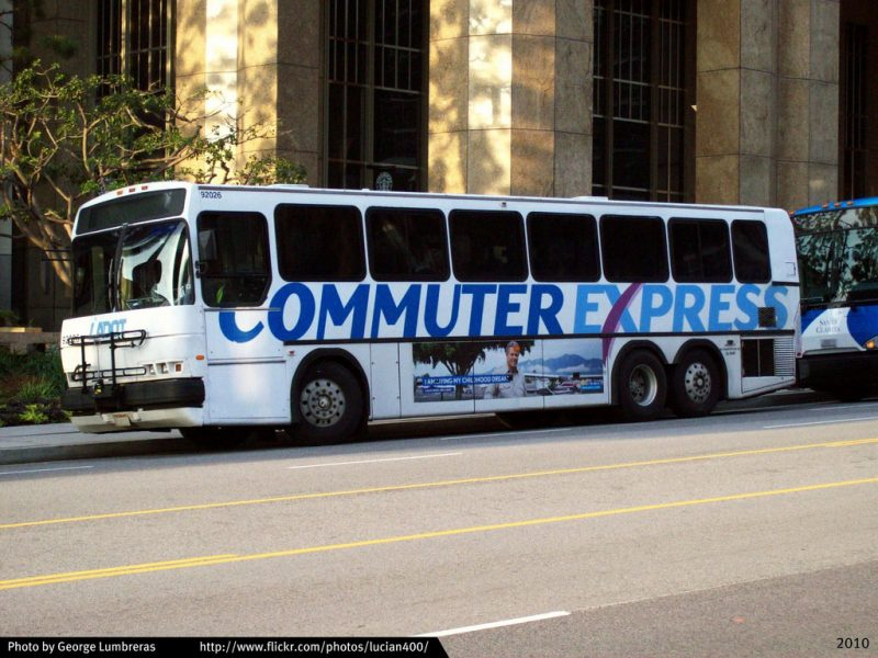 LADOT Commuter Express